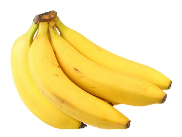 Banany w miodzie to idealna przekąska dla małych łasuchów. Przed położeniem ich na grilla powinniśmy dokładnie je umyć.