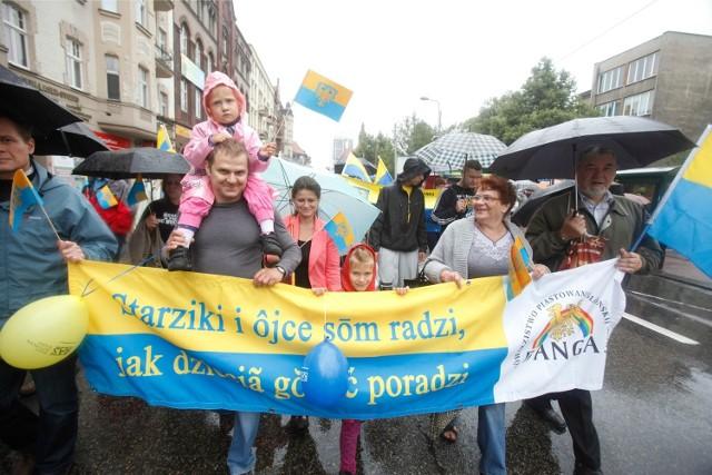 13-07-2013.katowice.7 marsz autonomii .raś.ras jerzy gorzelik fot - arkadiusz lawrywianiec/polskapresse