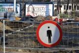 Jutro robotnicy wracają na Hubską. Co jest do zrobienia i do kiedy?