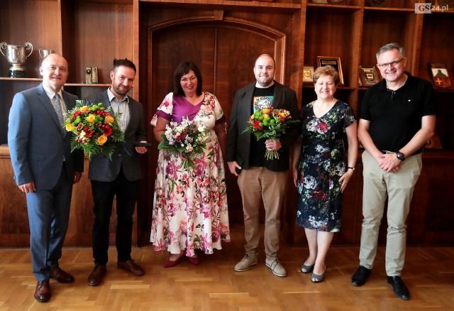 Mamy nowych Honorowych Ambasadorów Szczecina.