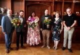 Laura Hołowacz oraz Łona i Weber zostali Honorowymi Ambasadorami Szczecina