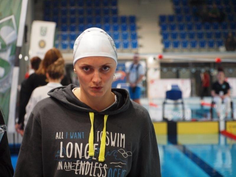 Pływanie.Olimpijczycy w Łodzi!