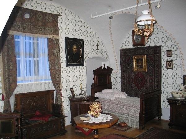 W Muzeum Historii Miasta Przemyśla można obejrzeć wnętrze mieszczańskiego domu.