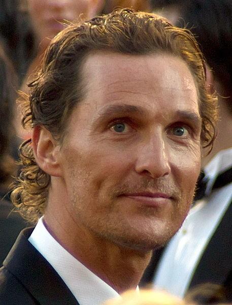 Matthew McConaughey nagrał filmik, w którym wciela się w rolę łowcy głów / fot. Wikipedia.org