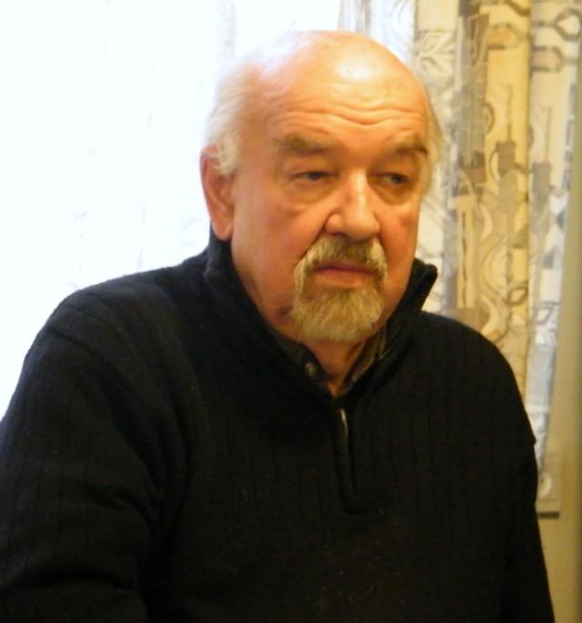 Janusz Borek, były sędzia koszykówki i działacz Małopolskiego TKKF