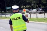 Akcja drogówki w Świętokrzyskiem. Setki kierowców ukaranych za przekroczenie prędkości. W Kielcach pijana za kierownicą