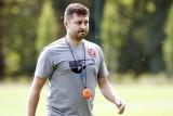 Trener Marcin Kaczmarek: Nasze aspiracje musimy potwierdzić na boisku