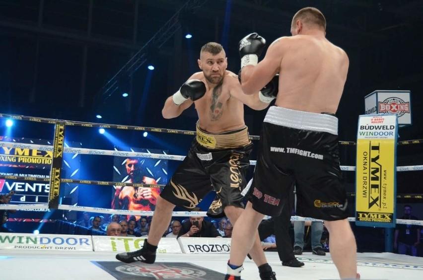 Budweld Boxing Night W Ostrowcu Mariusz Wach Nie Zawiódł