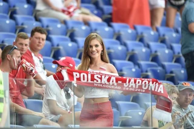 Polska - Japonia na żywo live stream online 28.06.2018. Kibice na stadionie podczas MŚ 2018Studio po meczu Japonia - Polska