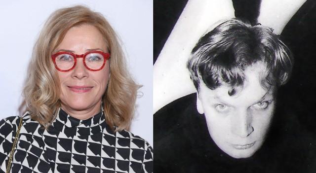 """Małgorzata Potocka w latach 80. była partnerką Grzegorza Ciechowskiego. Razem nagrywali też teledysk do piosenki """"Nie pytaj o Polskę""""."""
