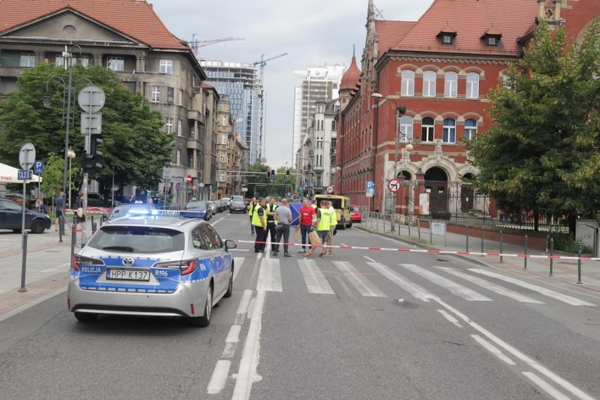 Policja bada okoliczności tragicznego wypadku na ul....