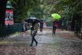 Pogoda na weekend w Krakowie. Znaczny spadek temperatury i ulewne deszcze [14-16.05]
