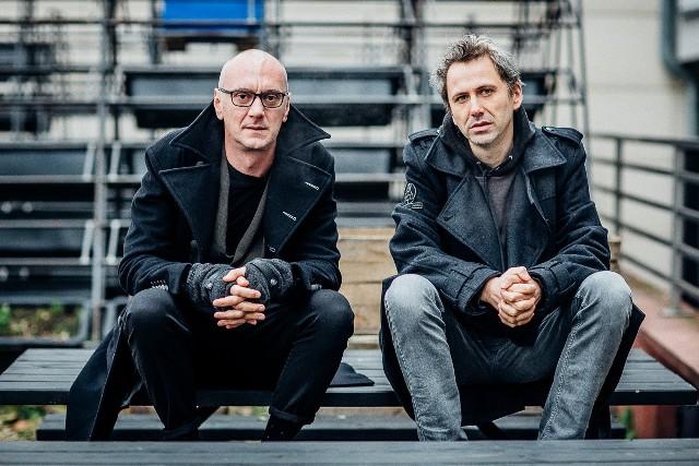 Po raz pierwszy w historii Malty festiwal będzie miał dwóch kuratorów. To Goran Injac i Oliver Frljić (od lewej)