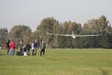 Otwarte zawody szybowcowe na celność lądowania w Krępie Słupskiej [ZDJĘCIA, WIDEO]