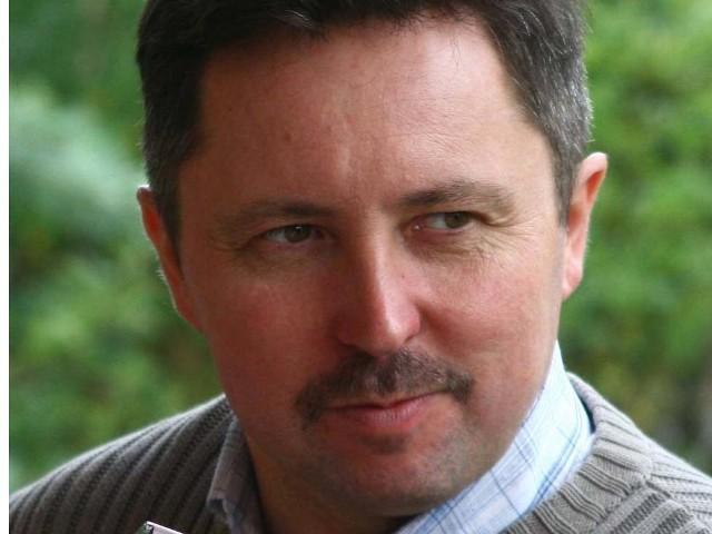 Wojciech Jocz, nowy dyrektor DPS przy ul. Baranowickiej