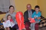 Lekkoatletka przekazała dar na licytację dla Asi Lisieckiej z Kikoła