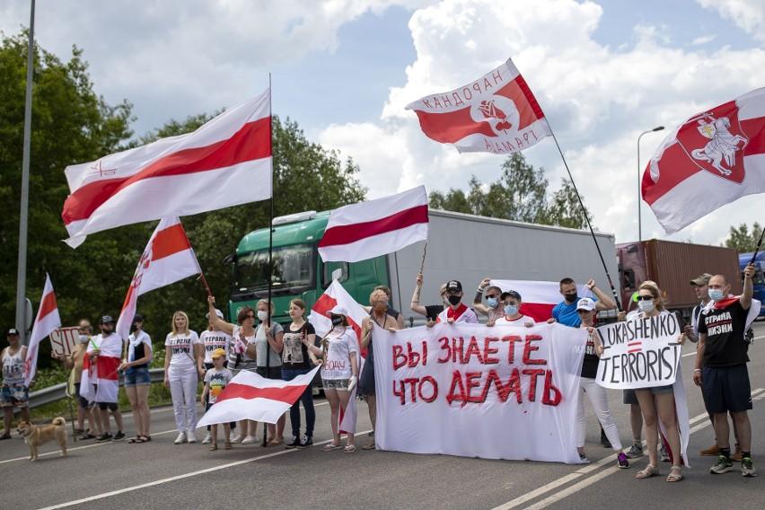 USA, Kanada, Unia Europejska i Wielka Brytania chcą nałożyć sankcje na Białoruś. Mają zaboleć reżim Łukaszenki