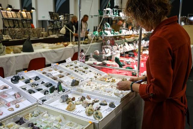 19. Wystawa - Giełda Minerałów i Biżuterii