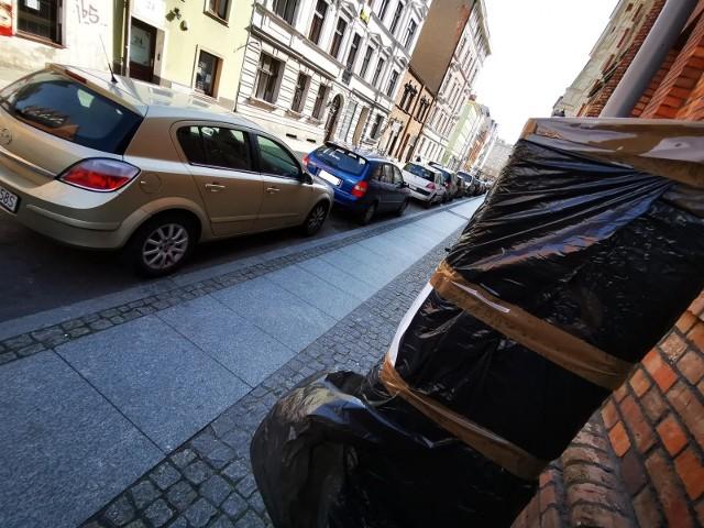 Parkomaty w Toruniu w czasie epidemii