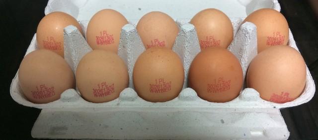 Organy Państwowej Inspekcji Sanitarnej nadzorują proces wycofywania przedmiotowych jaj.