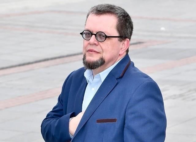 Arkadiusz Franas jest związany z Gazetą Wrocławską od 20 lat. Od 11 lat jest redaktorem naczelnym