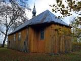 Do Podlaskiego Muzeum Kultury Ludowej trafi drewniany kościół z Seroczyna (zdjęcia)