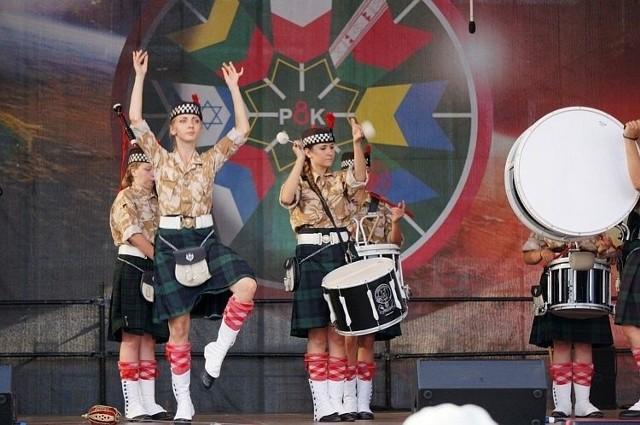 Częstochowa Pipes & Drums podbili jury Oktawy