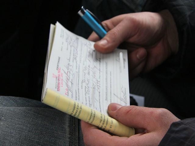 Straży miejskiej zarzuca się, że służy nie aby podnosić bezpieczeństwo ale żeby wystawiać mandaty.