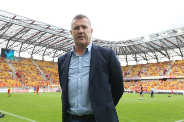 Cezary Kulesza odchodzi z Jagiellonii Białystok