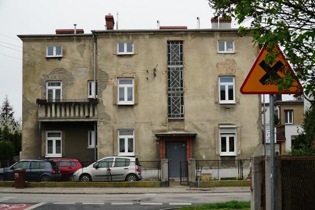 Dom, w którym doszło do zabójstwa - ul. Winklera w Poznaniu.