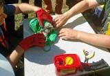 Dwie samiczki sokoła wędrownego z komina gdyńskiej elektrociepłowni PGE Energia Ciepła otrzymały obrączki [zdjęcia]