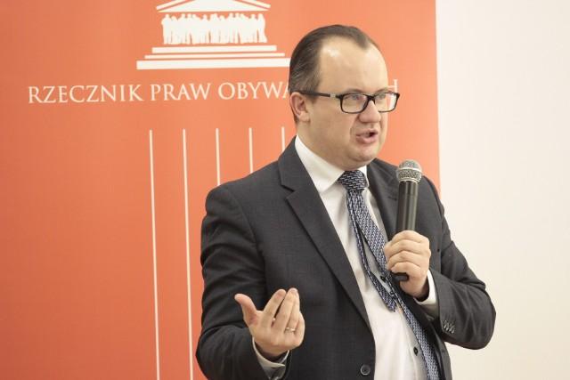 Spotkanie z Rzecznikiem Praw Obywatelskich w Łęczycy