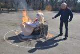 Spalili Marzannę! Pożegnanie zimy w ZSP 19  [FILM, zdjęcia]