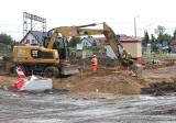 Radom dostał prawie 10 milionów złotych na budowę trasy N-S. Sprawdzamy, jaki jest postęp prac na placu budowy
