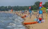 Czarny dzień na pomorskich kąpieliskach (czwartek 20.08.2020 r.). 9 podjętych interwencji, 2 zgony, jedna osoba cały czas poszukiwana