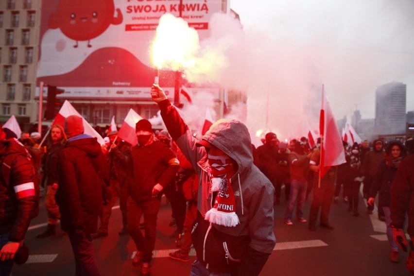 Marsz Niepodległości 11.11. 2020