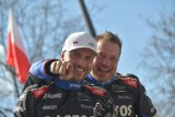 Kajetanowicz i Szczepaniak wygrali Rajd Chorwacji! A Sebastien Ogier uciekł policji [WIDEO]