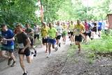 Top Cross Torunia w lasku przy ulicy Bema. Mamy dużo zdjęć biegaczy!