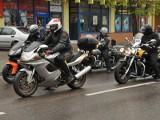 Synchro 2011. Sezon motocyklowy rozpoczęty. Motocykliści przejechali ulicami miasta