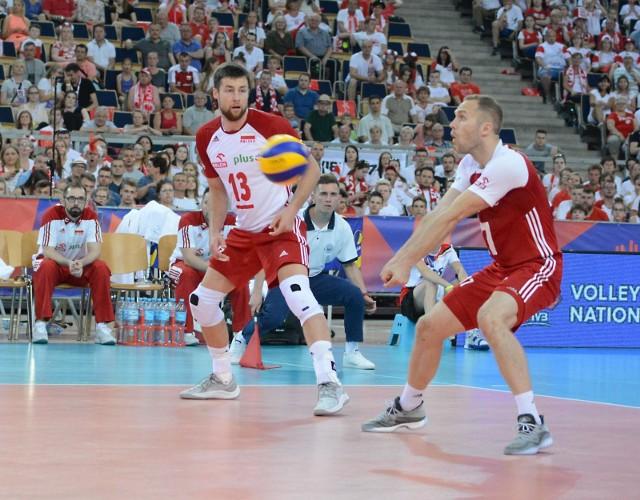 Paweł Zatorski to libero reprezentacji Polski.