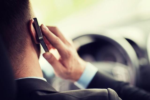 Zatrzymanie obywatelskie pijanego kierowcy w Wólce