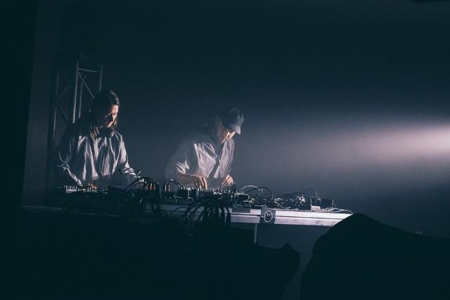 Radiation 30376 czyli Olivia i Chino podczas wspólnego występu na Unsound Festivalu