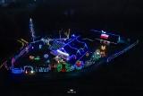 Ptaszkowa. Niesamowita iluminacja bożonarodzeniowa. Prawie 70 tysięcy światełek oświetla dom i ogród rodziny Jurczyńskich [ZDJĘCIA] 26.12.20