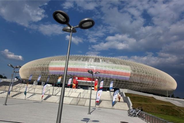 W tej hali w Krakowie zostanie rozegrana faza finałowa mistrzostw