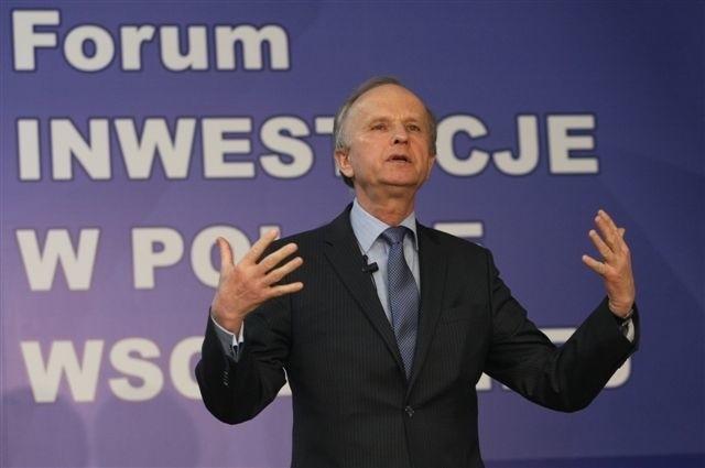 gościem specjalnym I Forum Ekonomicznego w Kielcach jest Grzegorz Kołodko
