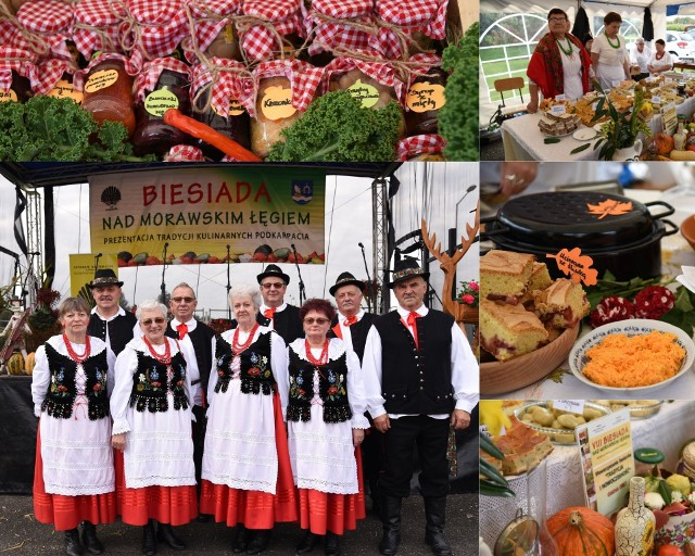 VIII Biesiada nad Morawskim Łęgiem - Prezentacja tradycji kulinarnych Podkarpacia w Morawsku koło Jarosławia