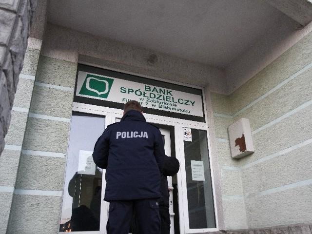 Napad na bank przy JalbrzykowskiegoNapad na bank przy Jalbrzykowskiego