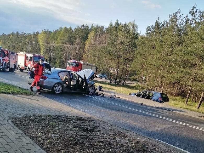 Na których drogach w województwie zachodniopomorskim...