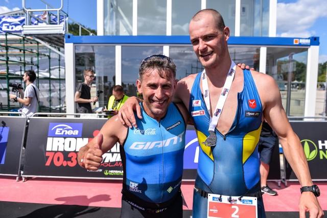 Roberta Korzeniowskiego cieszy coraz większa popularność imprez biegowych, z cyklu Ironman i innych.