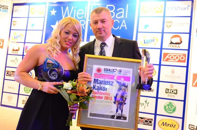 Mariusz Kąkol trzy lata temu był laureatem Plebiscytu na Najlepszych Sportowców i Trenera Roku wspólnie z naszą wicemistrzynią olimpijską w kajakarstwie, tak samo zresztą jak on kaliszanką, Martą Walczykiewicz
